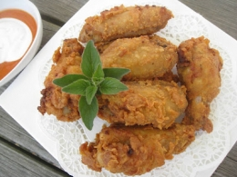 Breaded Chicken wings