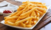 french fries chicago